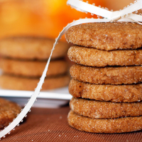Old Fashion Ginger Cookies