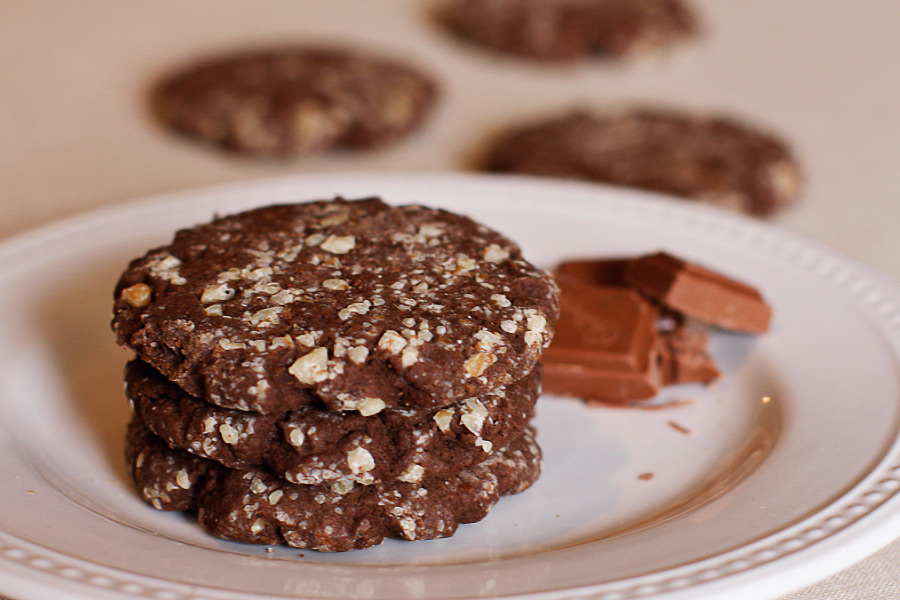 chocolate almond cookies if the chocolate sugar cookie is not for you ...