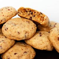 Walnut Chocolate Chip Nougats